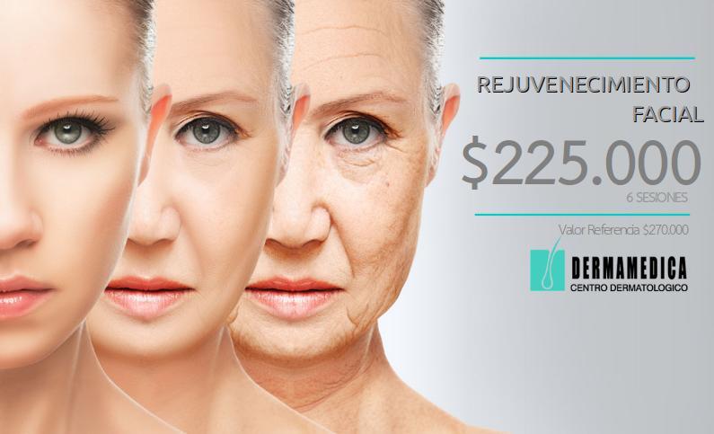 Promocin Rejuvenecimiento facial